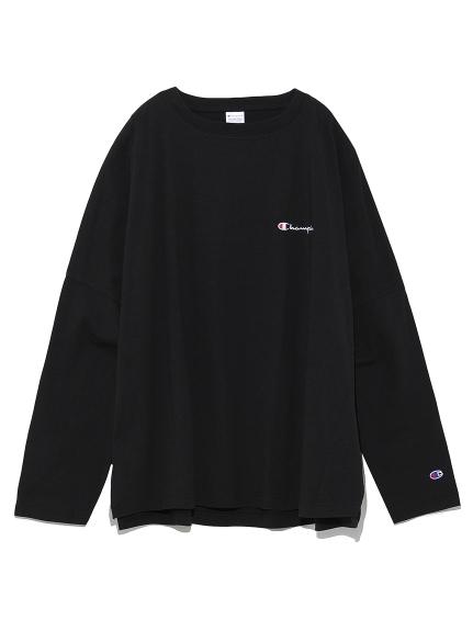 【FRAY I.D×Champion】バックプリントロングTシャツ