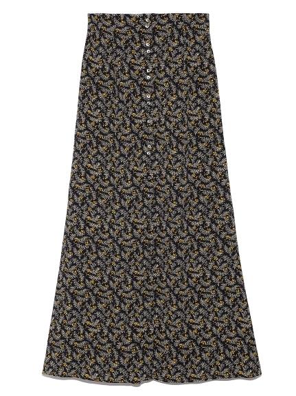 フレアーナロースカート